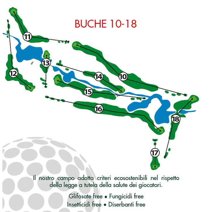 buche 10-18